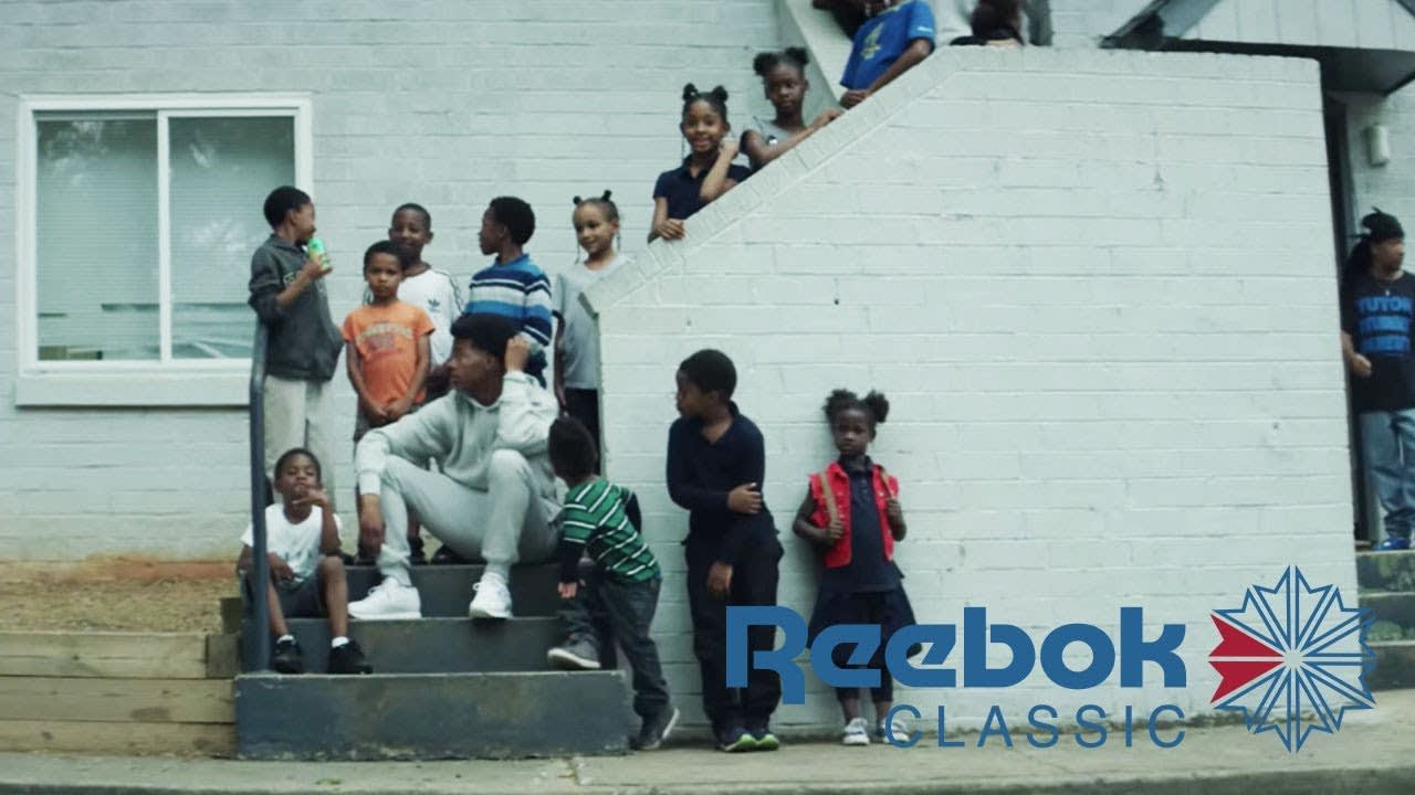 Reebok Alter the Icons Campaign
