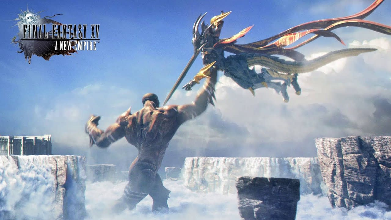 Final Fantasy - Summon Rumble