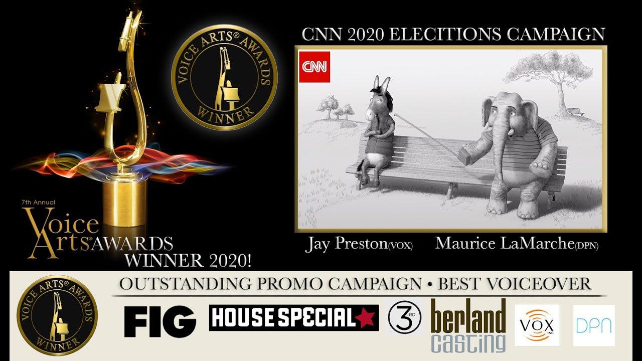 CNN 2020 Election Campaign
