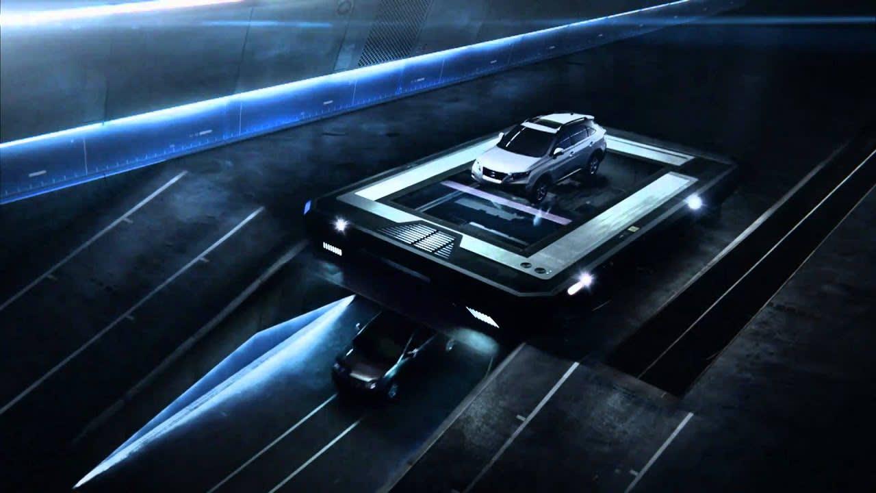 """Lexus RX """"Copier"""""""
