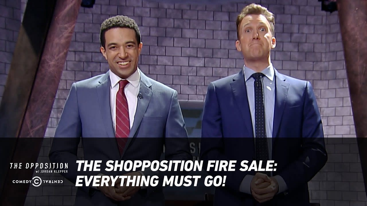 Comedy Central - The Opposition with Jordan Klepper