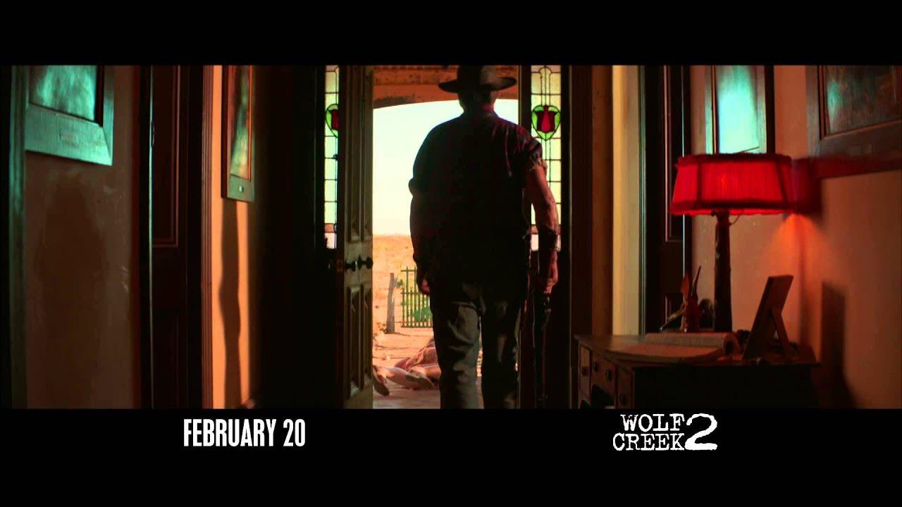 Wolf Creek 2 - Greg McClean