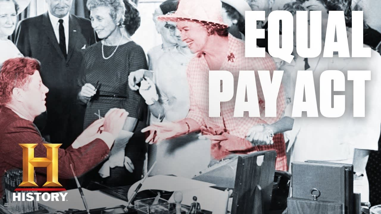 What Did the Equal Pay Act of 1963 Do?