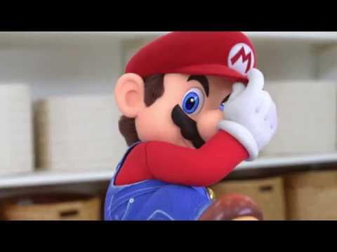 Mario Odyssey - Commercial
