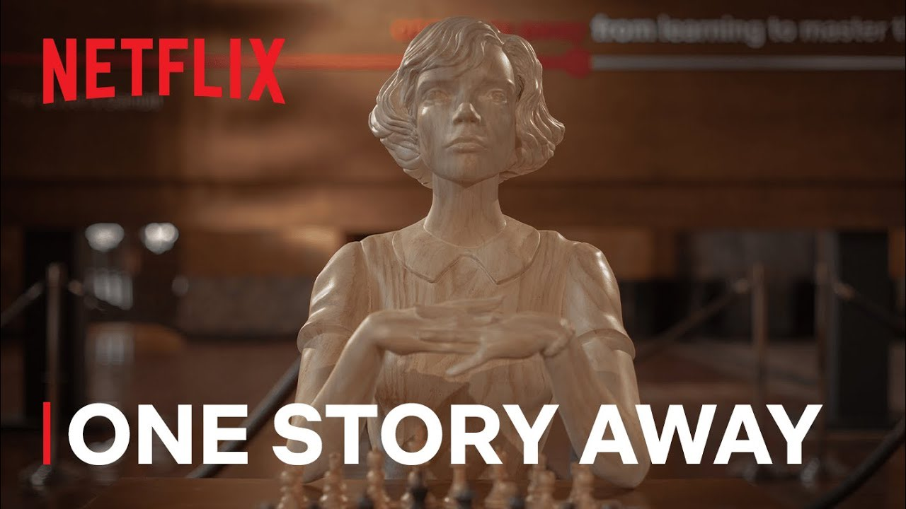Netflix - One story away
