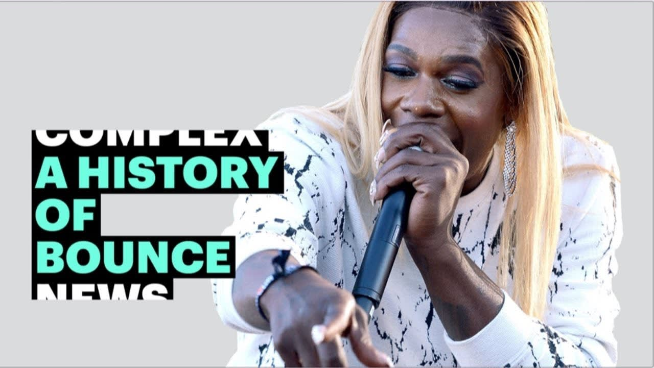 History Of Bounce