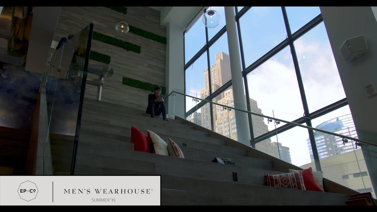 Men's Wearhouse - Broadcast & Social