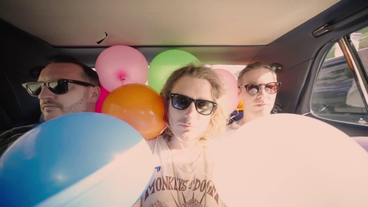 Bear Hands - Back Seat Driver (Spirit Guide) (Official Music Video)