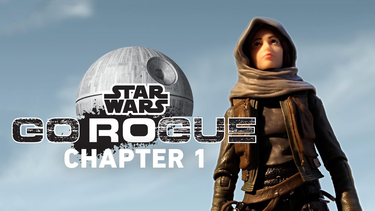 Star Wars: Go Rogue Series