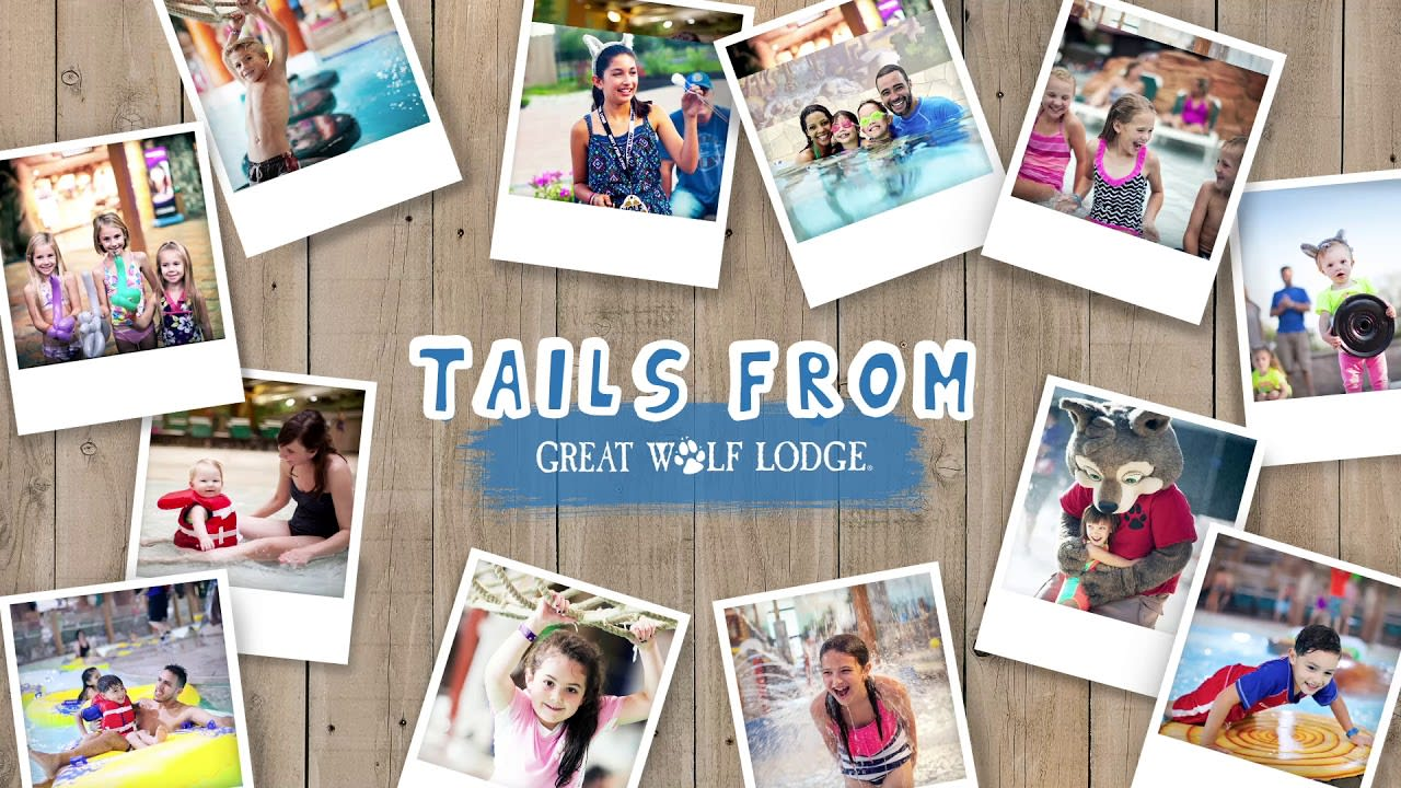 TAILS FROM GREAT WOLF LODGE UGC CAMPAIGN