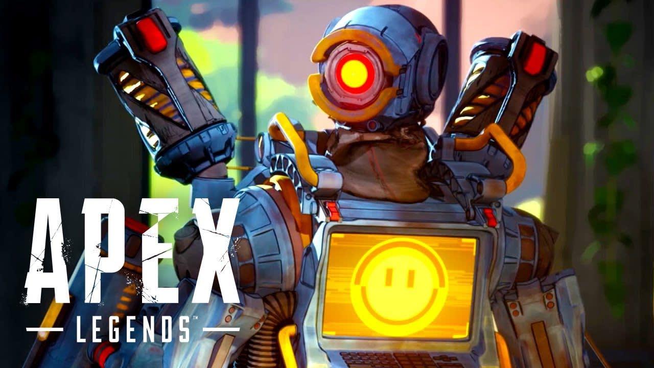 """Apex Legends """"Official Cinematic Launch Trailer"""""""