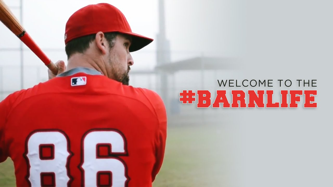 Welcome to the #BarnLife