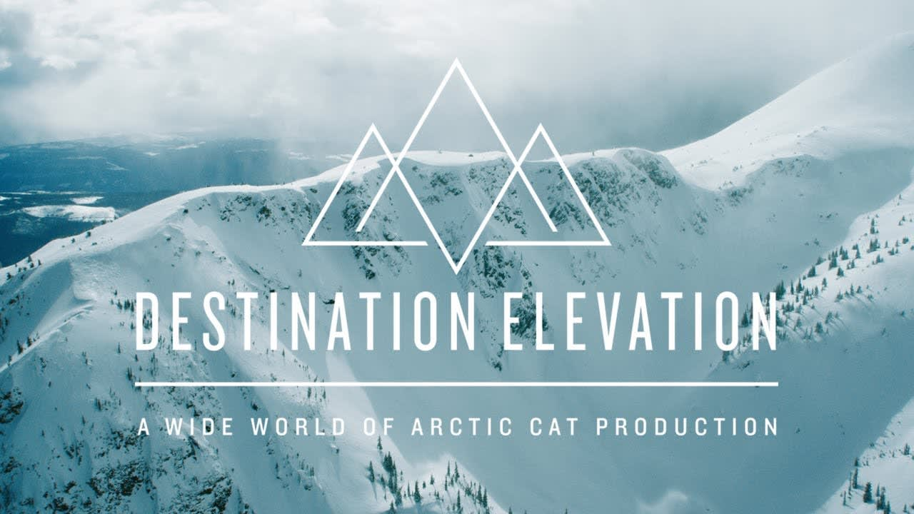Arctic Cat / Destination Elevation