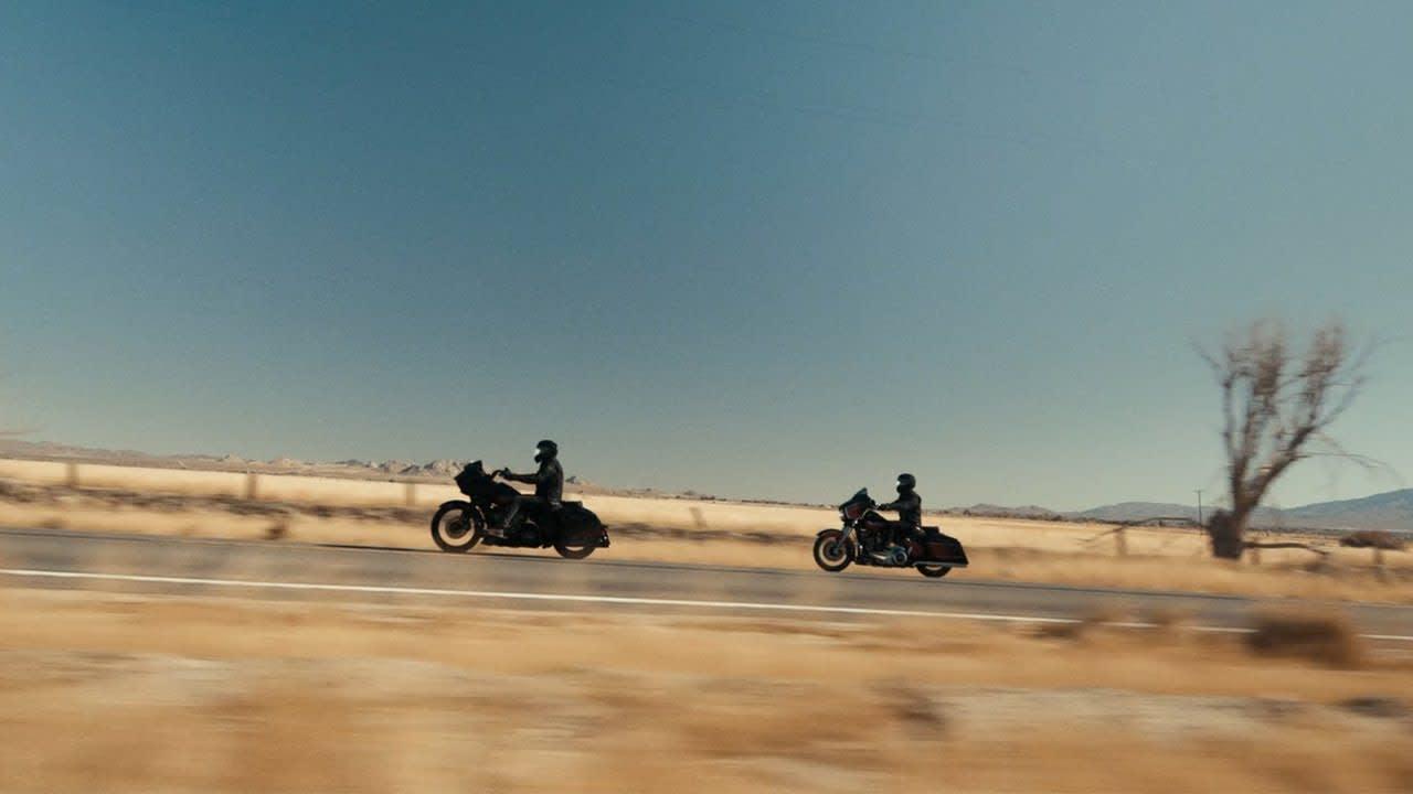 """Go Ride"" – MediaMonks for Harley-Davidson"