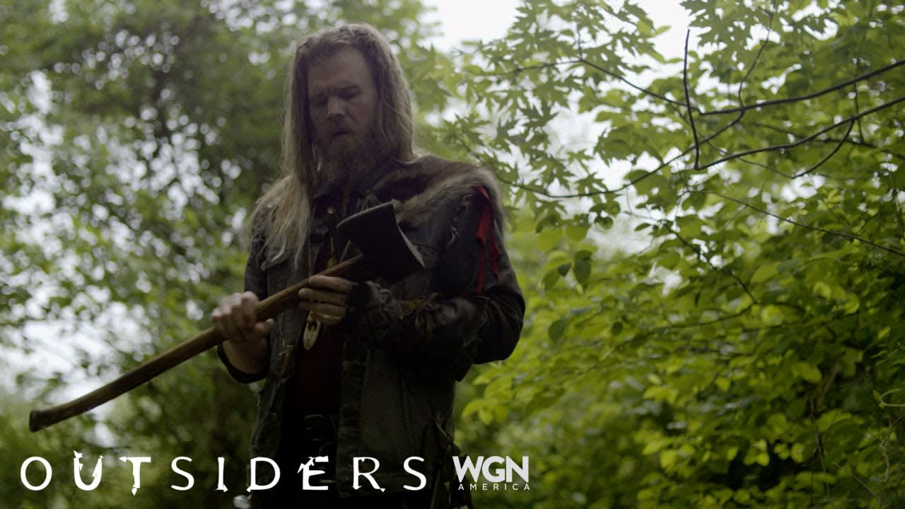 Outsiders series trailer