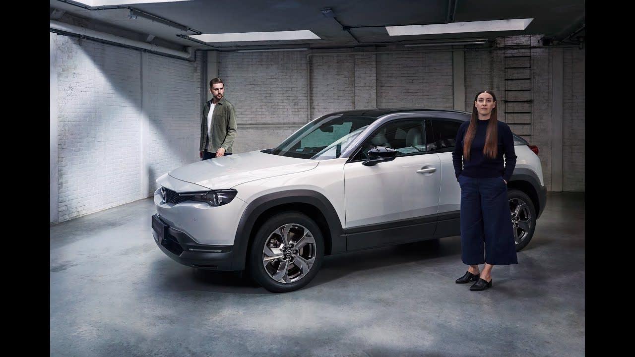 Mazda Design Review