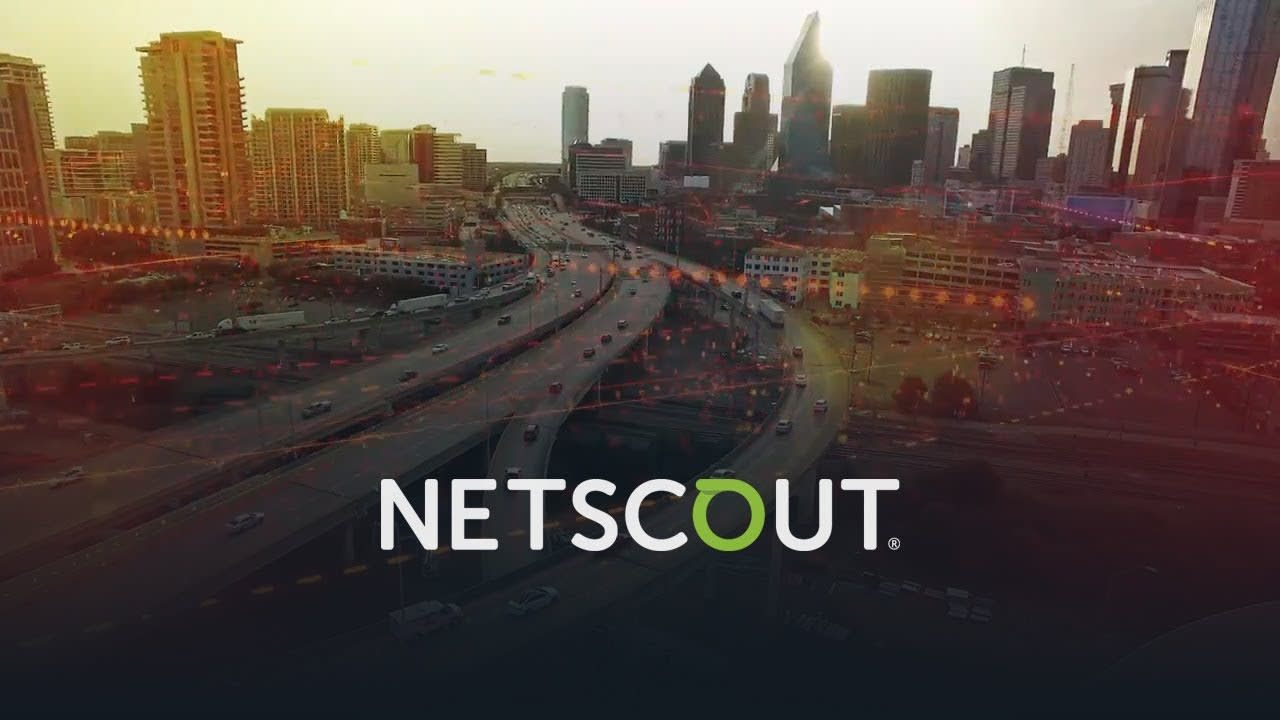 """NETSCOUT - """"The Human Connection"""""""