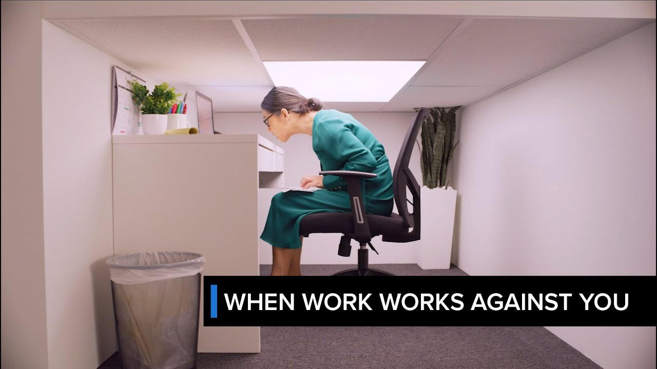 Society of Human Resource Management (SHRM) - When Work Works Against You