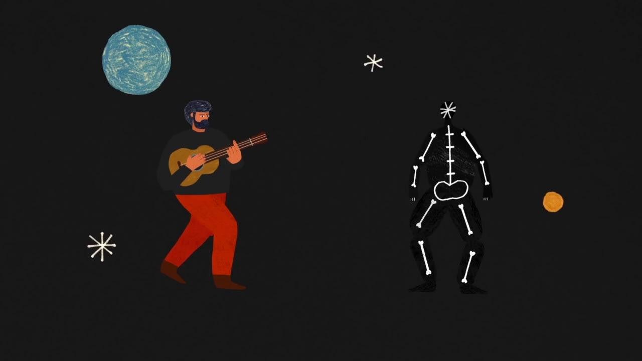 Cordero Lobo, Character illustration