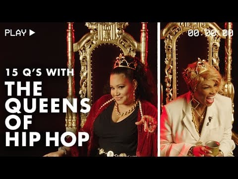 """Milani Salt-N-Pepa """"Get to Know the Queens of Hip Hop"""""""