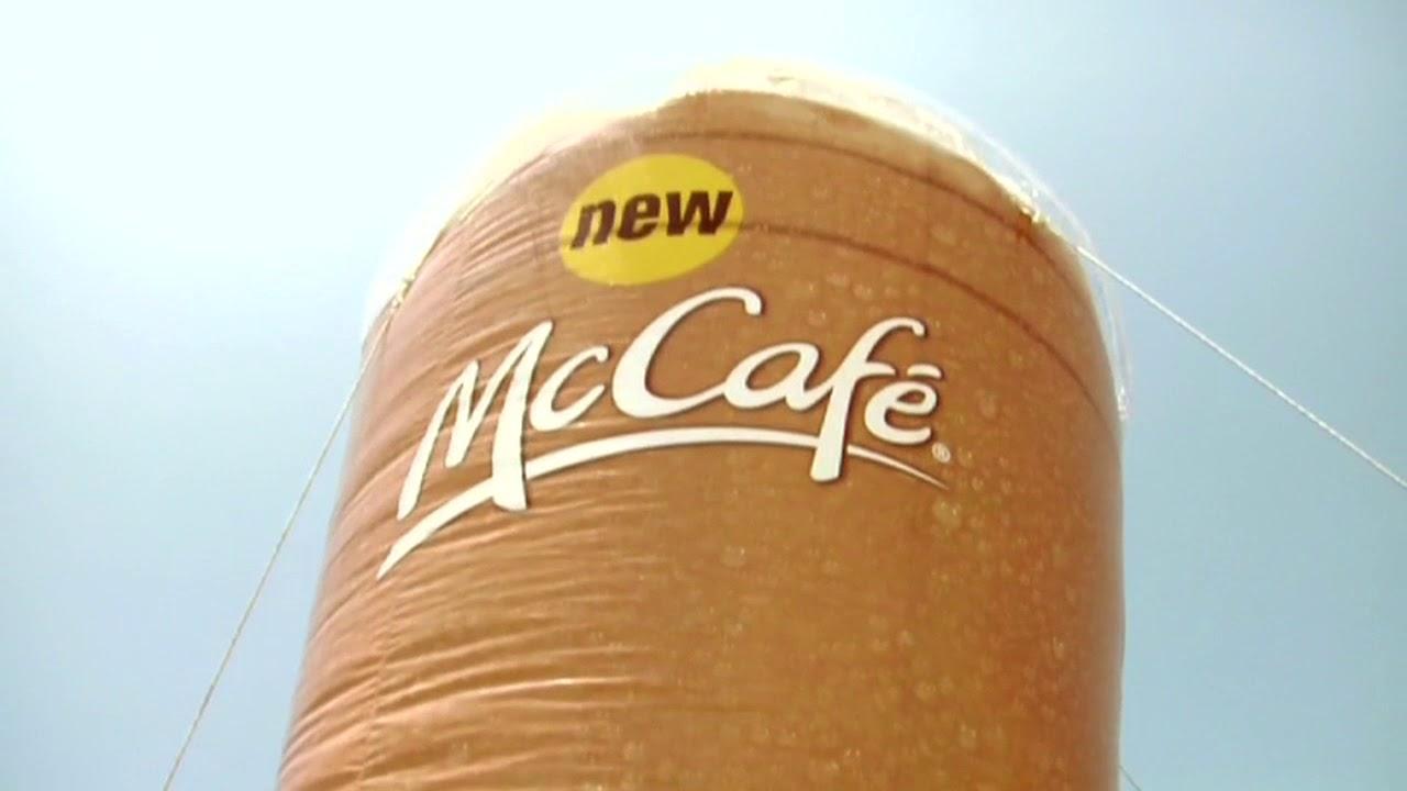 McCafe Launch