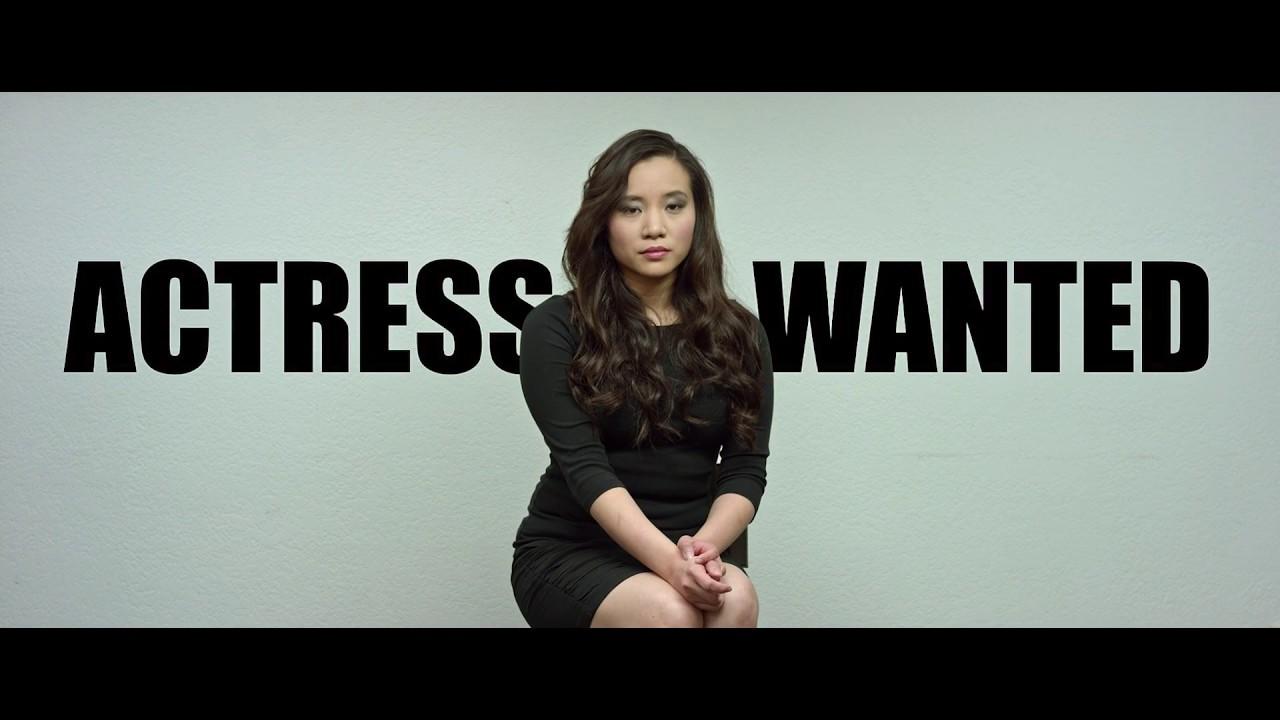 Actress Wanted