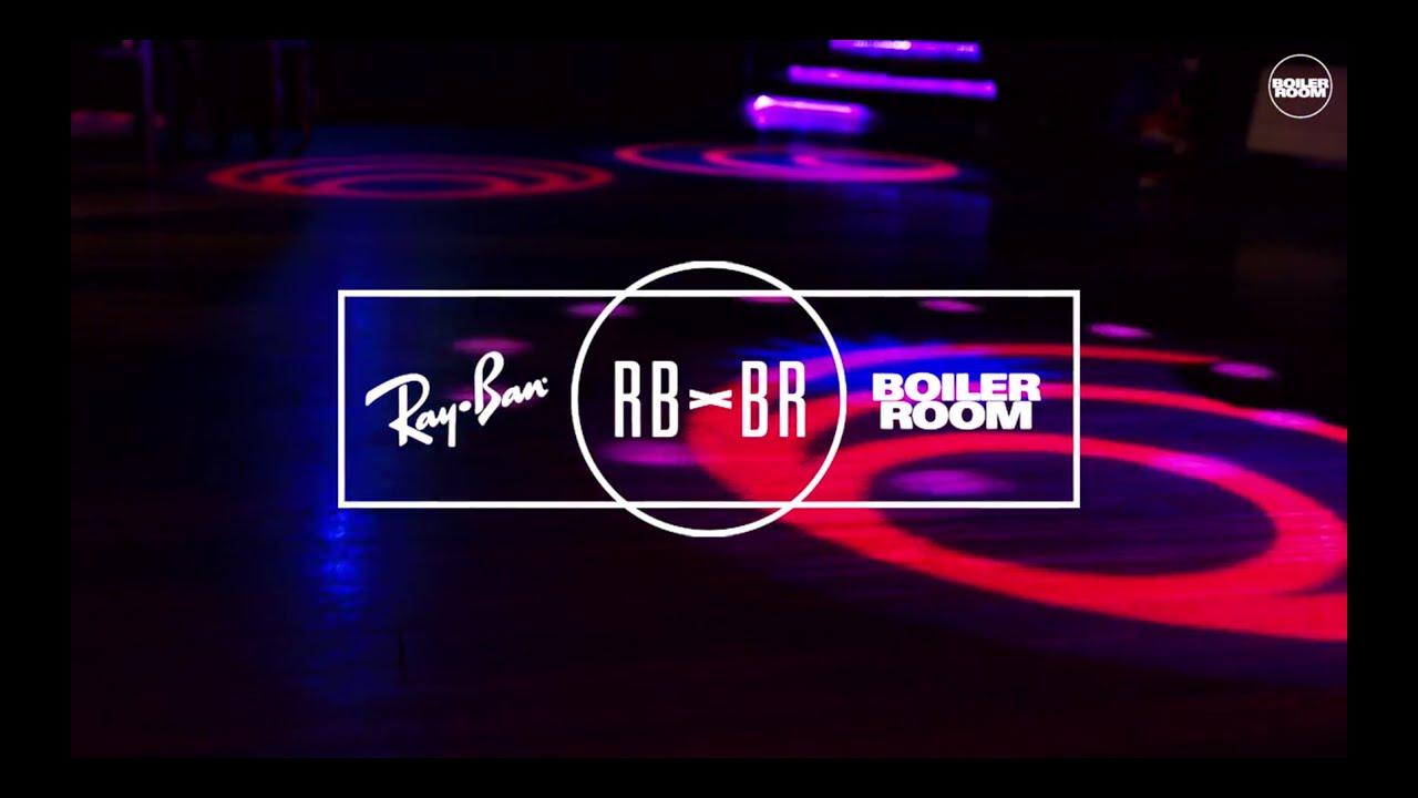 Ray-Ban x Boiler Room 2016