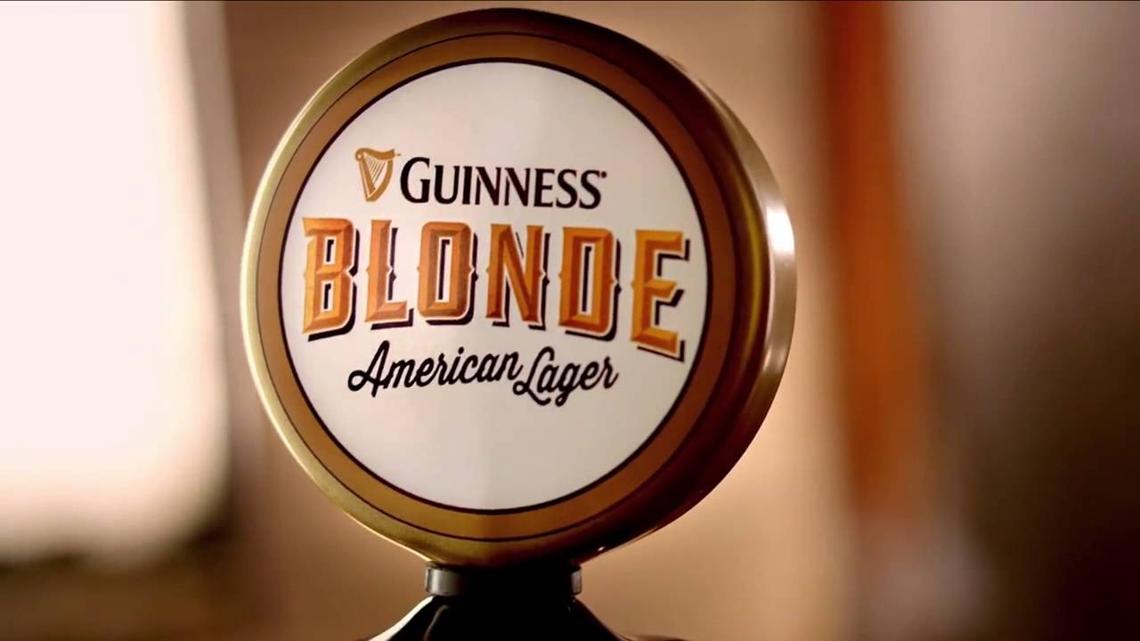 Guinness Blonde Launch Campaign