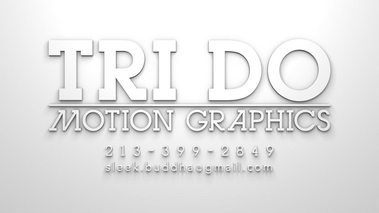Animator / Designer / Artist / Tri Do - WNW