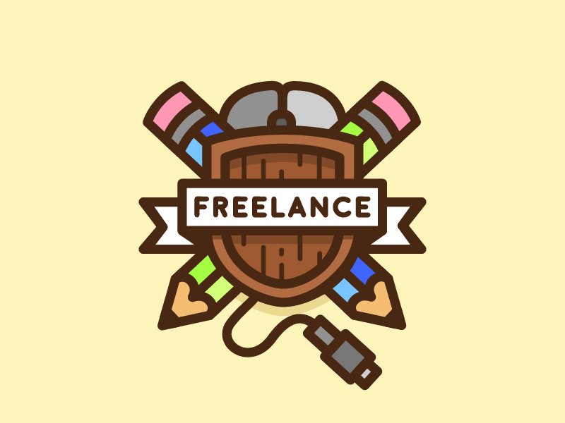 Freelance Badge