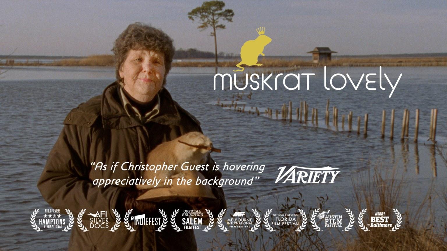 Muskrat Lovely