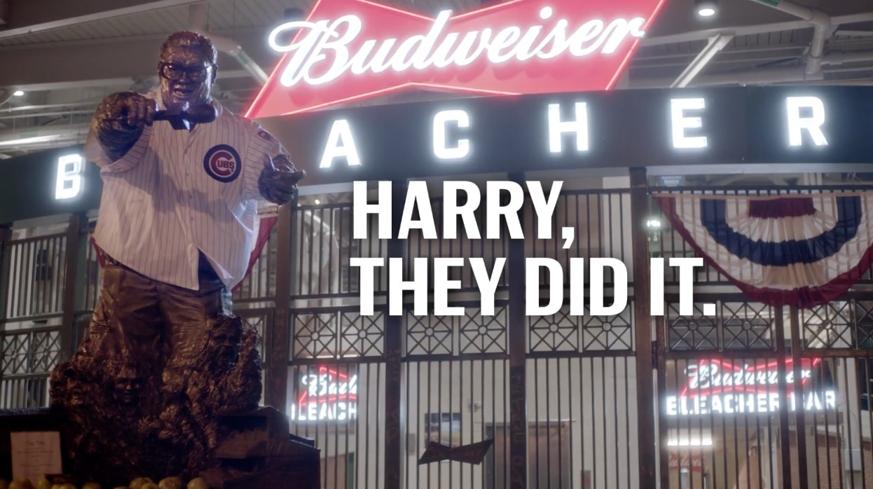 "Budweiser - ""Harry Caray's Last Call"""