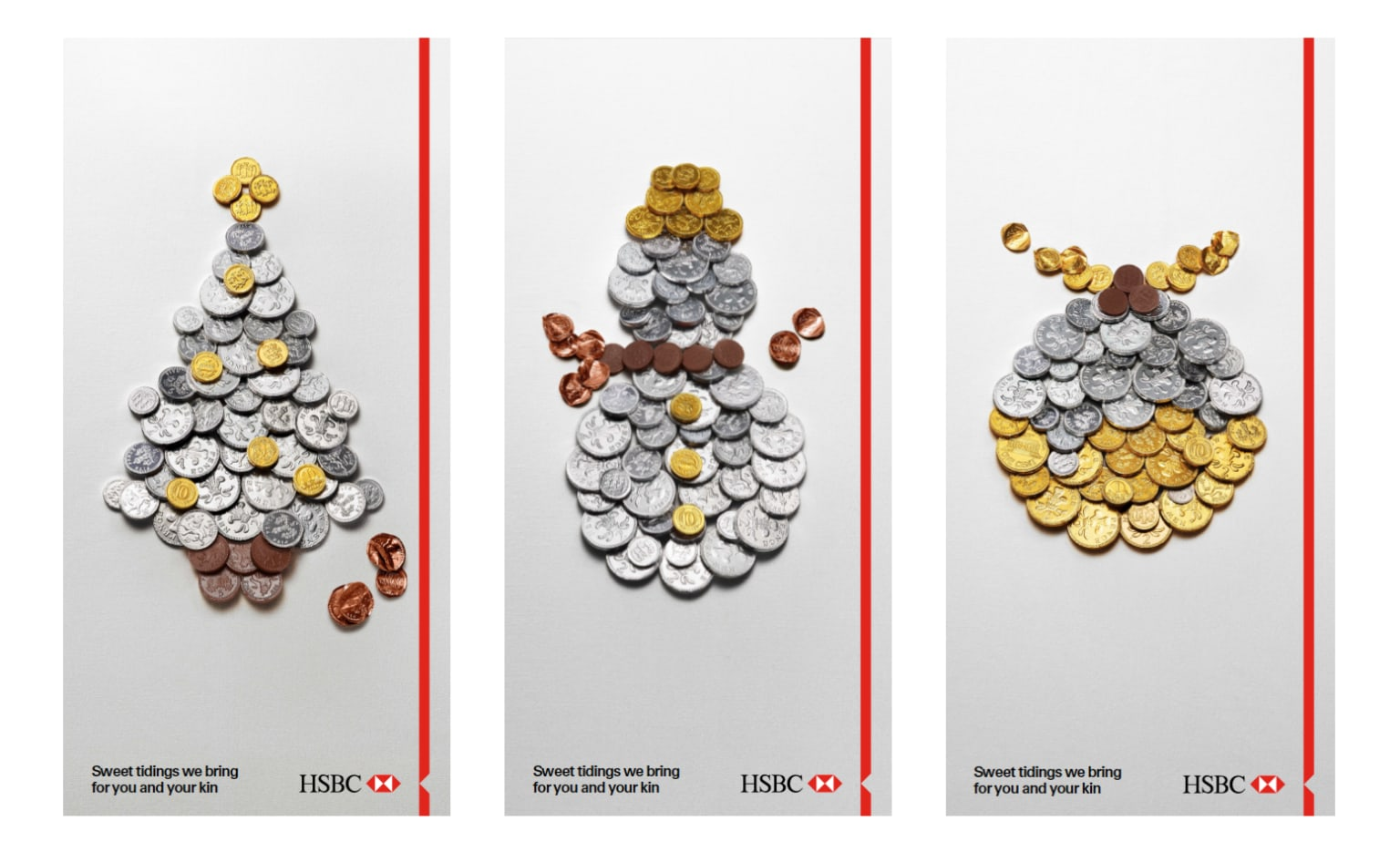 HSBC // Holiday Campaign