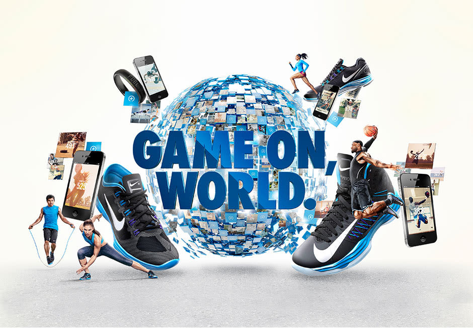 Nike - Game on, World.