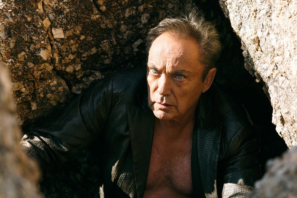 Udo Kier for Adult Magazine + Nowness
