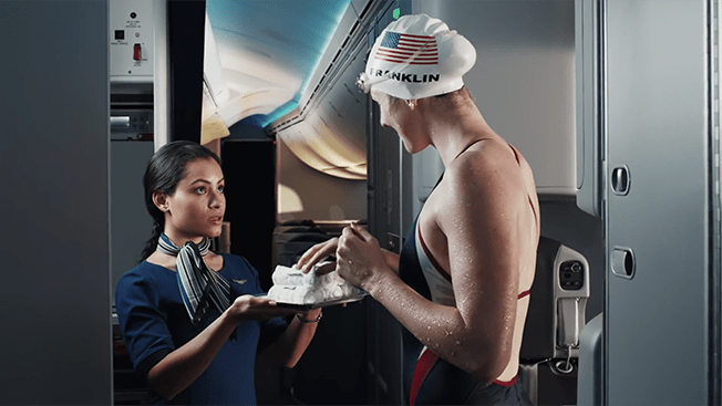 United Airlines - One Journey, Two Teams