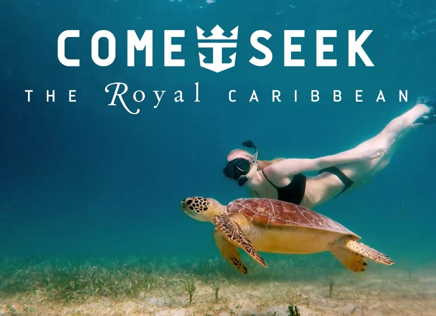 Come Seek the Royal Caribbean