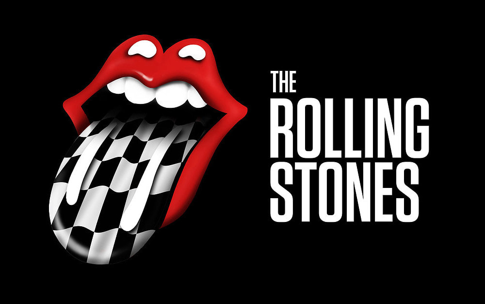 THE STONES PLAY INDY
