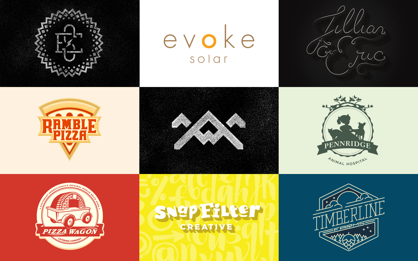 Assorted Logo Design and Branding