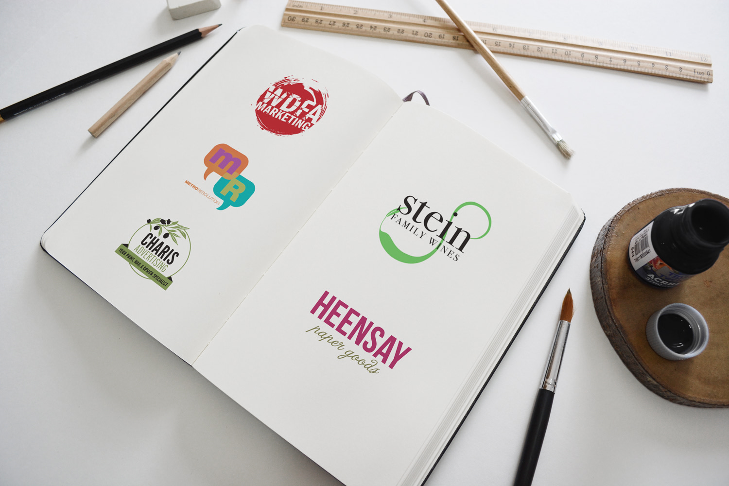 Logo Design - various