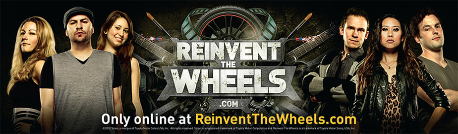 Scion Reinvent the Wheels