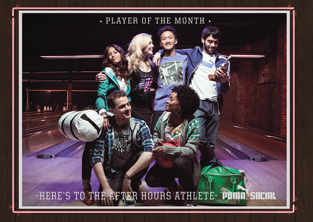 """Puma """"The After Hours Athlete"""""""