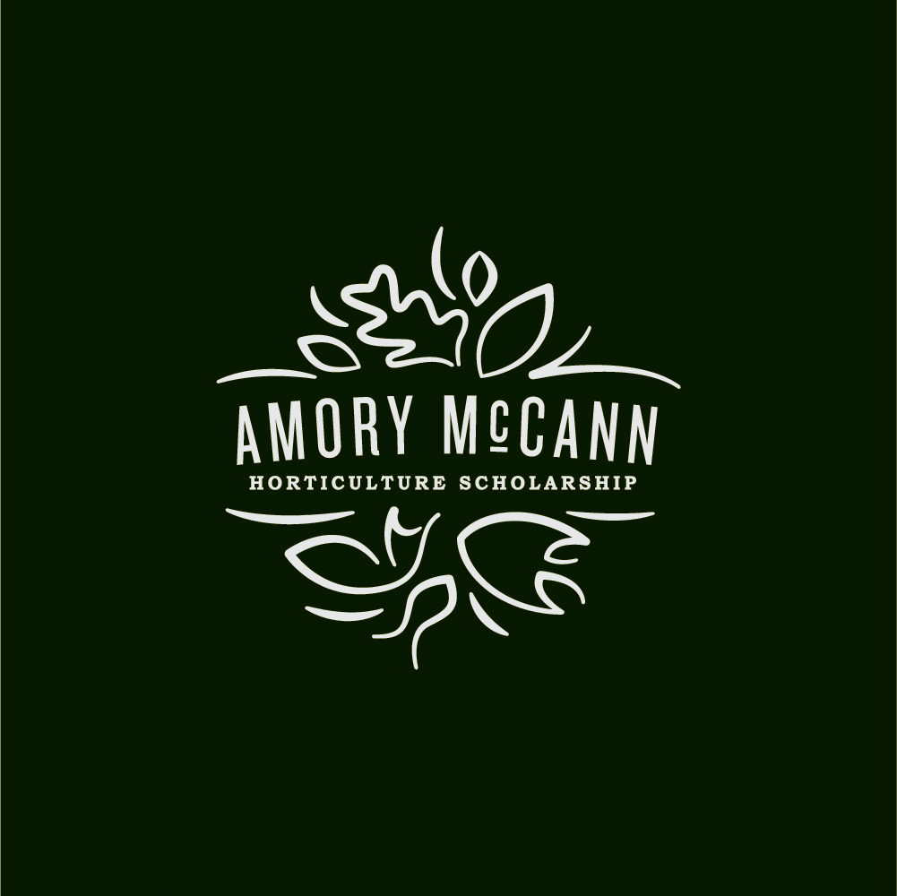 Amory McCann Horticulture Scholarship