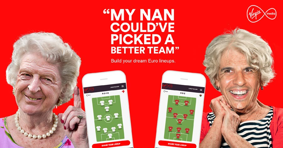 """My nan could've picked a better team"""