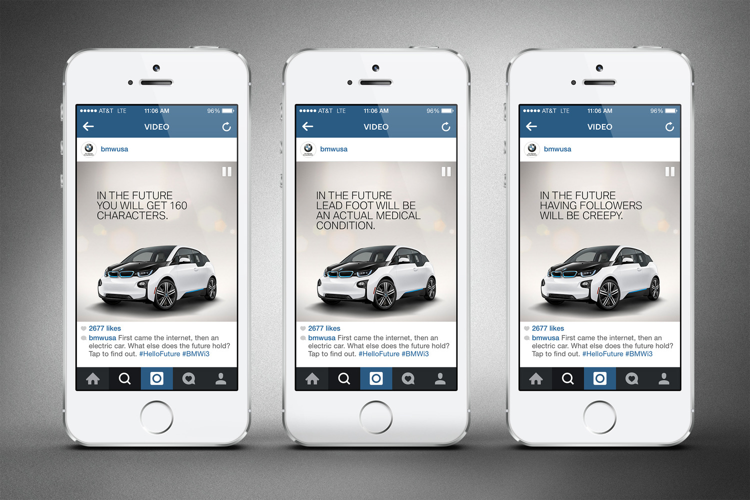 BMW Instafuture