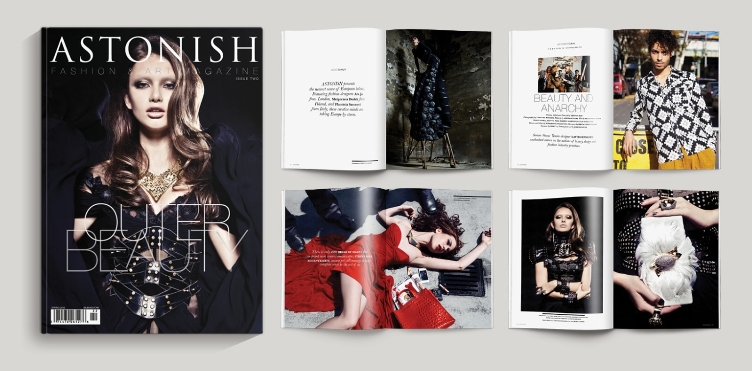 Astonish Magazine