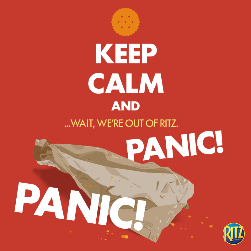 Ritz Crackers Social Media Images