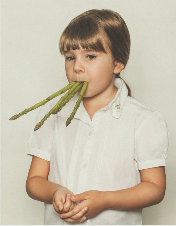 Raising Your Child as a Vegetarian