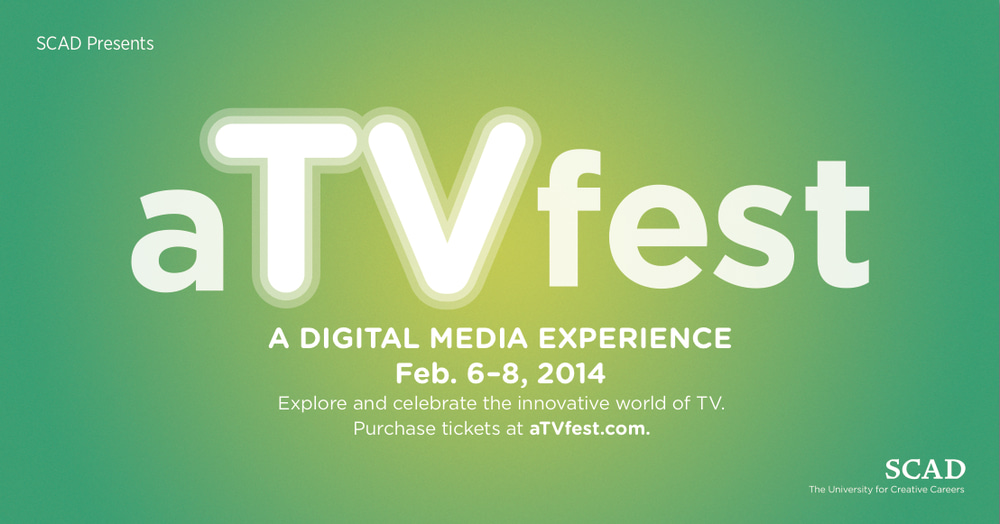 aTVfest 2014 Integrated Ad Campaign