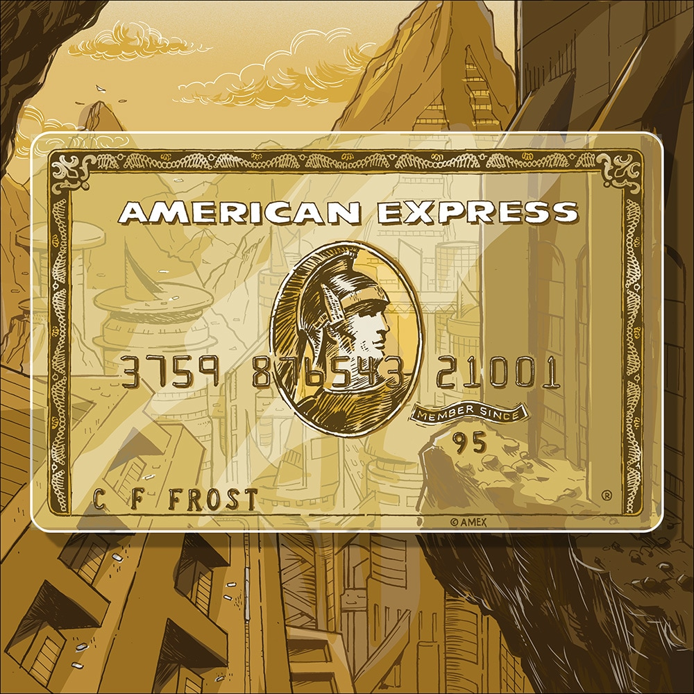 Commissions for American Express